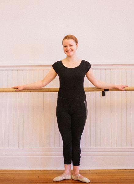 Ballet Testimonial